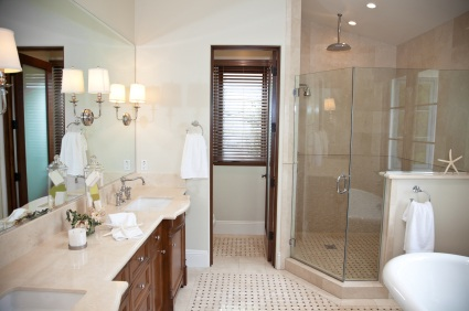 Irvington bathroom remodel by Everlast Construction & Painting LLC
