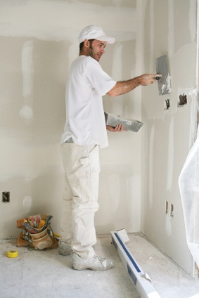 Drywall repair in Englewood Cliffs, NJ by Everlast Construction & Painting LLC.